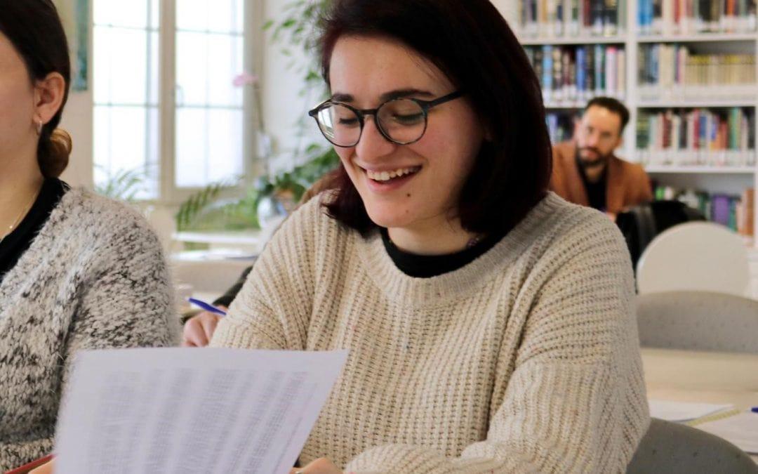 Kairos-kurssi on yksi Kosovon raamattukoulun suosituimmista kursseista